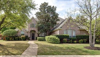 Southlake Single Family Home For Sale: 1209 Normandy Drive