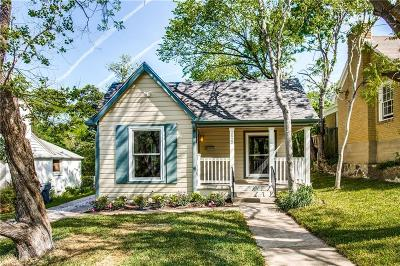 Single Family Home Active Option Contract: 2827 Catherine Street