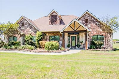 Waxahachie Single Family Home Active Option Contract: 1364 E Highland Road