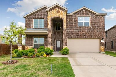 Aubrey Single Family Home For Sale: 8705 Whirlwind Trail