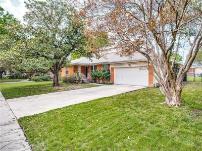 Single Family Home For Sale: 9865 Champa Drive