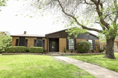 The Colony Single Family Home Active Option Contract: 5617 Truitt Street