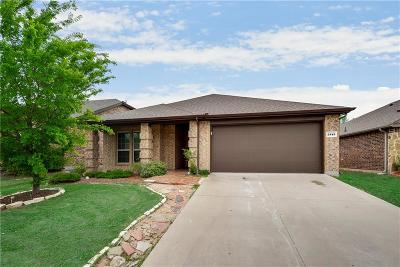 Anna Single Family Home Active Option Contract: 2813 Pecan Grove Drive