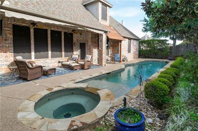North Richland Hills Single Family Home For Sale: 8517 Layna Court