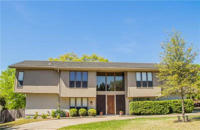 Fort Worth Single Family Home For Sale: 7712 Lake Highlands Drive