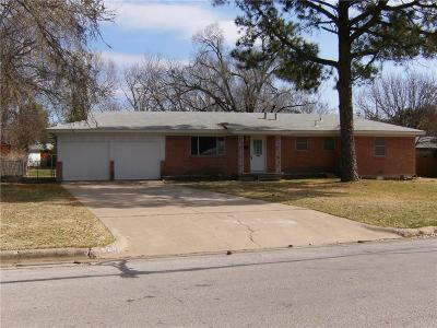 Bedford Single Family Home Active Option Contract: 824 Elizabeth Drive