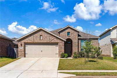 Tarrant County Single Family Home For Sale: 10513 Turning Leaf Trail