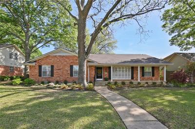 Single Family Home For Sale: 9512 Fieldcrest Court