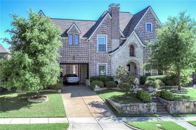 Allen Single Family Home For Sale: 1511 Bellnap Drive
