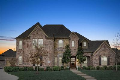 Prosper Single Family Home Active Option Contract: 981 Caribou Drive