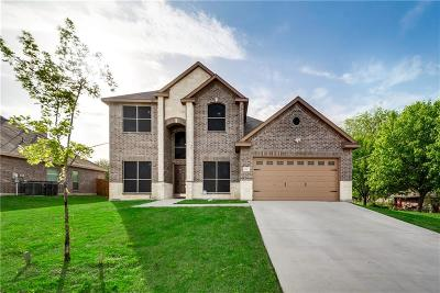 Seagoville Single Family Home For Sale: 800 Eastgate