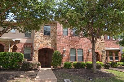 Irving Townhouse For Sale: 8624 Augustine Road