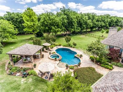 Collin County Single Family Home For Sale: 1590 Blue Forest Drive