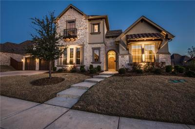 Frisco Single Family Home For Sale: 825 Palmflower Avenue
