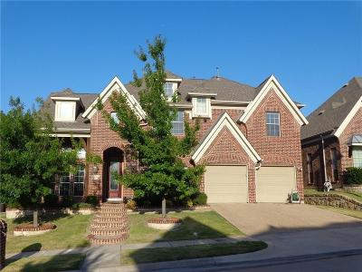 Irving Single Family Home Active Option Contract: 10318 Sandbar Drive