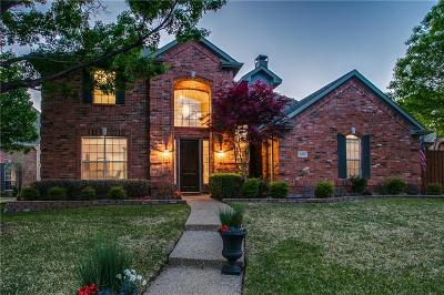 Plano Single Family Home For Sale: 8409 Clearview Court
