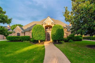 Colleyville Single Family Home Active Contingent: 6209 Edinburgh Drive