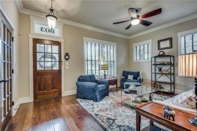 McKinney Single Family Home For Sale: 803 W Virginia Street