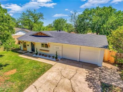 Fort Worth TX Single Family Home Active Contingent: $159,900