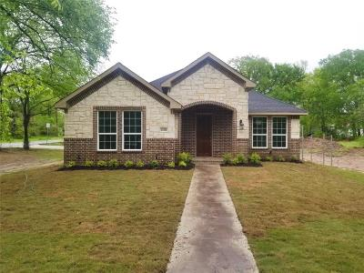 Seagoville Single Family Home For Sale: 1108 Bowers