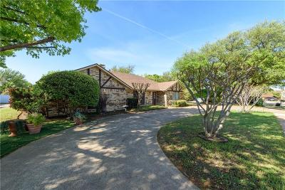 Farmers Branch Single Family Home For Sale: 3314 Highland Meadow Drive