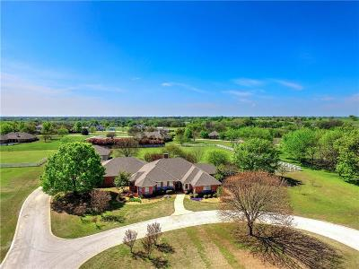 Sanger Single Family Home For Sale: 7047 Choctaw Ridge