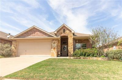 Fort Worth Single Family Home Active Option Contract: 10100 Cougar Trail