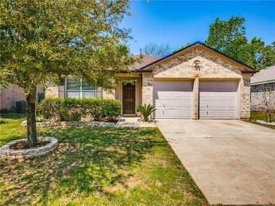 Seagoville Single Family Home Active Contingent: 120 Quail Run Drive