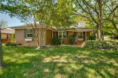 Single Family Home For Sale: 9817 E Lake Highlands Drive