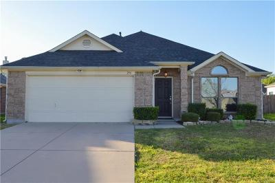 Little Elm Single Family Home For Sale: 256 Flatwood Drive