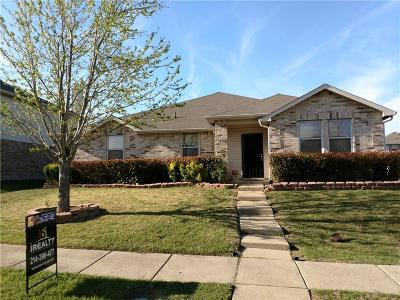 Rockwall Single Family Home For Sale: 3078 Dusty Ridge Drive