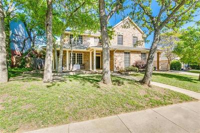 North Richland Hills Single Family Home Active Option Contract: 8428 Grand View Drive