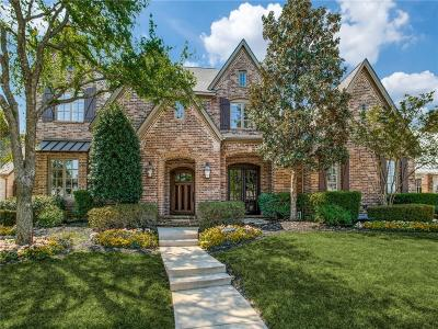Coppell Single Family Home Active Option Contract: 279 Benson Lane