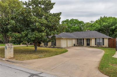 Grapevine Single Family Home For Sale: 2931 Mesa Verde Trail