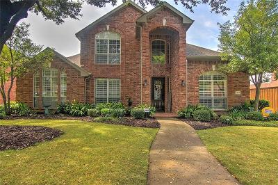 Allen Single Family Home For Sale: 1221 Newberry Drive