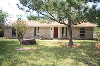 Terrell Single Family Home Active Option Contract: 13283 Fm 2728