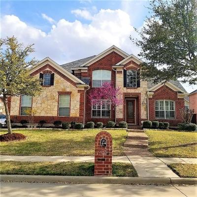 Flower Mound TX Single Family Home For Sale: $489,900