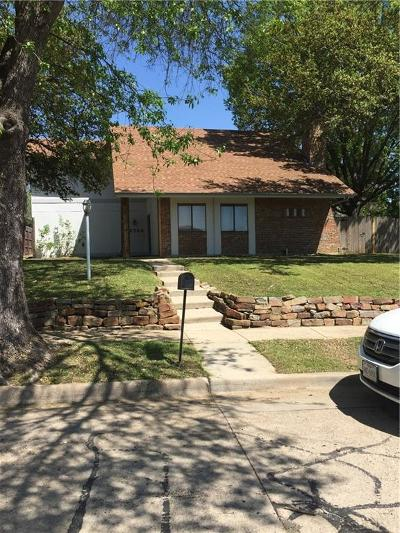 Denton County Single Family Home For Sale: 3702 Viewmont Drive