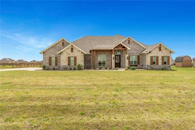 Haslet, Justin Single Family Home For Sale: 13311 McAllen Lane