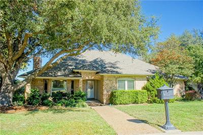 Fort Worth Single Family Home For Sale: 7608 Westwind Drive