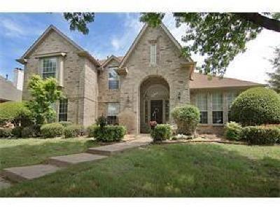 Plano Single Family Home For Sale: 8008 Strecker Lane