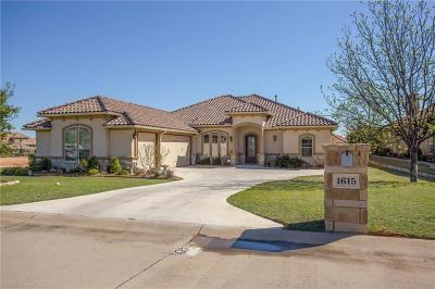 Parker County, Tarrant County, Hood County, Wise County Single Family Home For Sale: 1615 Chesapeake Bay Court