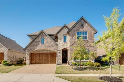 Celina Single Family Home For Sale: 3613 Wagon Wheel Way