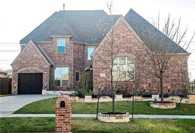 Frisco Single Family Home For Sale: 10689 Kingsford Lane