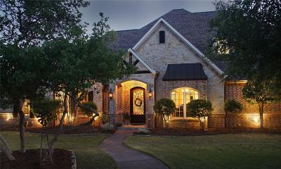Fort Worth Single Family Home For Sale: 323 Silver Canyon Drive