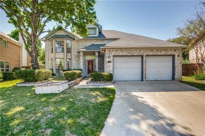 Flower Mound Single Family Home For Sale: 2317 Lakeway Terrace