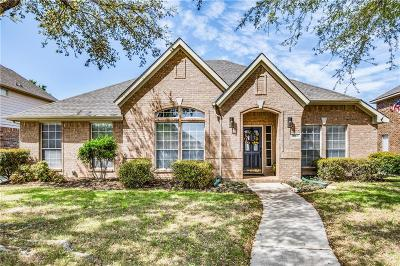 Keller Single Family Home Active Option Contract: 2805 Countryside Trail
