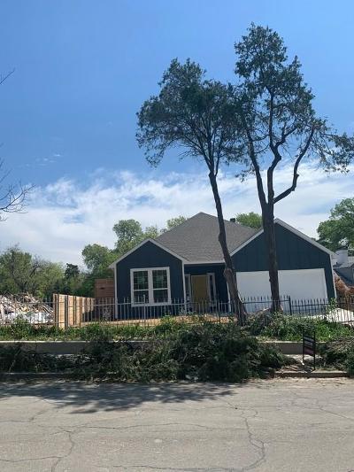 Dallas Single Family Home For Sale: 100 N Barnett Avenue