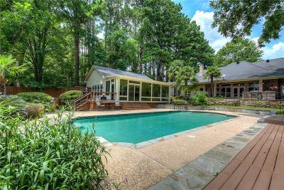 Whitehouse Single Family Home For Sale: 14101 W Peninsula Road