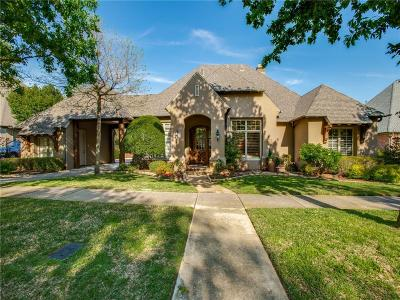 Colleyville Single Family Home For Sale: 6707 Hillier Court